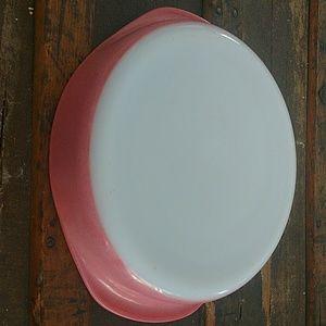 "Other - Pink Pyrex 8"" Cake Pan"